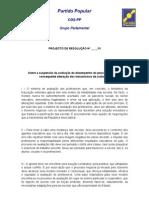 Proj.Res.-ADD-10.11.09 - versão consolidada