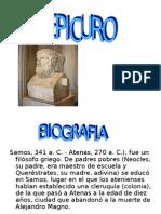 EPICURO FILO
