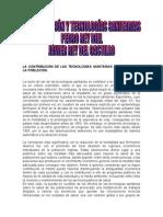 Globalización y Tecnologías Sanitarias1