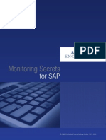 Argent Encyclopedia Monitoring Secrets for Sap c