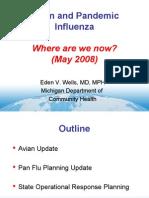 Dr Wells -- Pandemic Flu