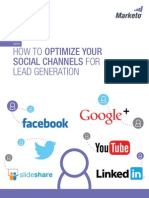How to Optimize Social Channels