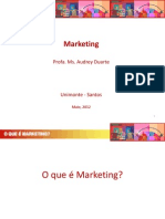 Marketing Para Empreendedores - TADS Unimonte