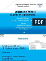 Ecología La Historia Del Dolor. Compatible