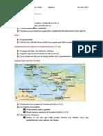 Apuntes de Tesalonicenses I y II