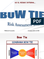 Análisis de Riesgos - Metodología Bow Tie