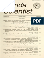 Florida Scientist, QUARTERLY JOURNAL of the FLORIDA ACADEMY OF SCIENCES VOL 66-4-2003.pdf