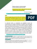 Aprendizaje a Distancia y a Través de Internet Ideas[1]