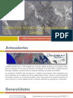 Aspectos Tecnicos Imagenes Landsat