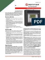 Repetidor LCD 160 Notifier