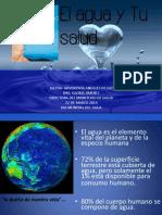 El Agua y Tu Salud, (1)