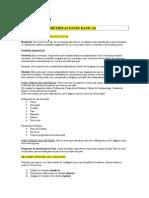 Resumen Academia FI - Parte I TFIN50