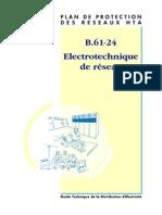 B.61-24 Electrotechnique de Reseau
