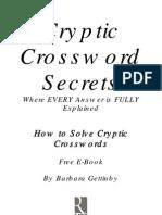cell inhabitant crossword clue