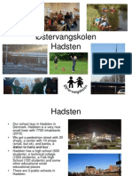 PPT Østervangskolen - about the school.ppt