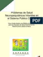 Problemas de Salud Neuropsiquiátricos Infantiles en el Sistema.ppt