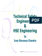 Tech Safety vs HSE Engineer