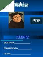 Martin Lutero Filo