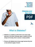 Diabetes & Eyecare