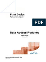Data Access Routines User Guide