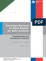 Estrategia Nacional de Salud Mental