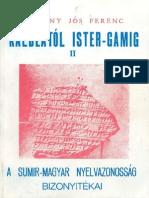 Badiny Jós Ferenc - Kaldeától Ister-gamig II.