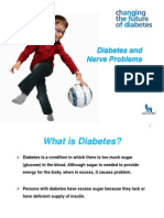 Diabetes and Nerve Problems.pptx