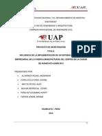 UAP .(Aplicacion de Un Sistema de Gestion Empresarial 2012)