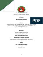 Proyecto Consecuencias Del Incremento Del Sicariato en El Canton Machala Por La Mala Aplicación de Las Leyes Penales Durante El Periodo 2011