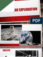 Lunar Exploration