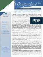 Maroc - Note de Conjoncture DEPF 19 Mai 2014