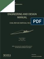 2009 Impoundment Design Manual