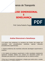Módulo 7 - Análise Dimensional e Semelhança_parte1