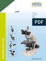 Kruss Microscopios