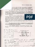Lettera di un comitato PCI 1944