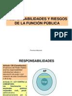 Responsabilidades y Riesgos de Los FP Francisco