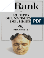 Otto Rank - El Mito Del Nacimiento Del Heroe