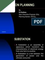 Ehv Substation Planning Prdc