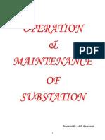 Substation Training Module