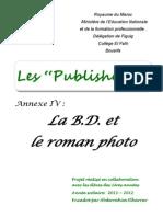 La BD Et Le Roman Photos