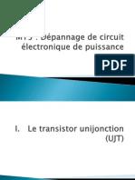 Le Transistor Unijonction (UJT) (1)