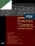 Estruturas de Concreto - Solicitações Tangenciais