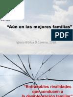 (1)Aunenlasmejoresfamilias