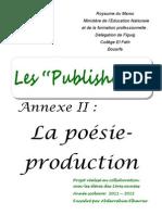 La Poésie Production
