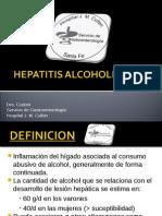 Hepatitis Alcoholica