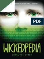 Wickedpedia by Chris Van Etten Excerpt