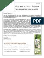 guild newsletter spring 2014