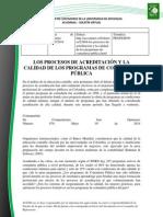 Doc. 637 Los procesos de acreditación y la calidad de los programas de Contaduría Pública.pdf