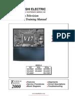 Mitsubishi V17 Training Manual
