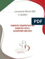 Conduta Terapêutica No Diabetes Tipo 2 Da Sociedade Brasileira de Diabetes 2014